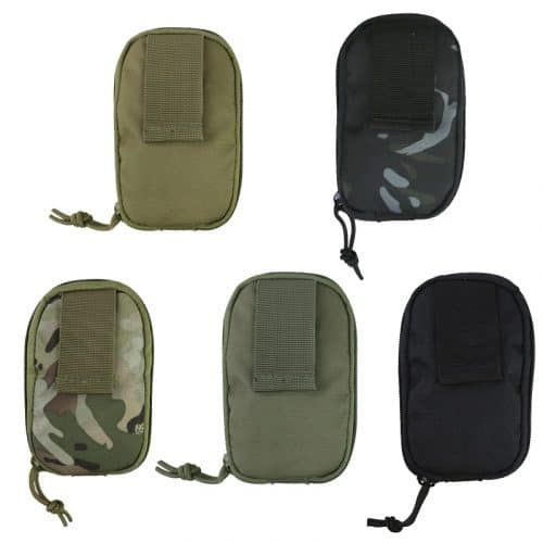 kombat uk covert molle dump pouch