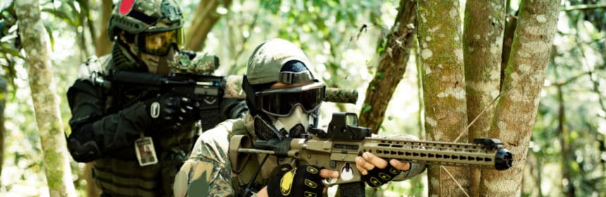 Getting Ready for your first airsoft game