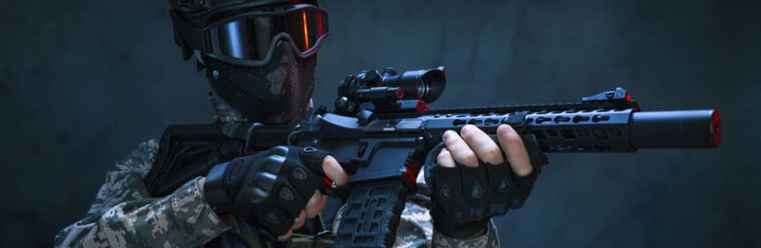 Where Can i do Airsoft in the UK?