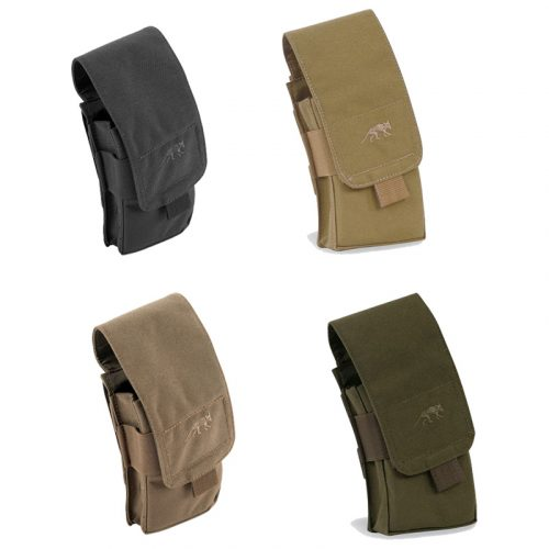 tasmanian tiger double mp5 magazine pouch - all