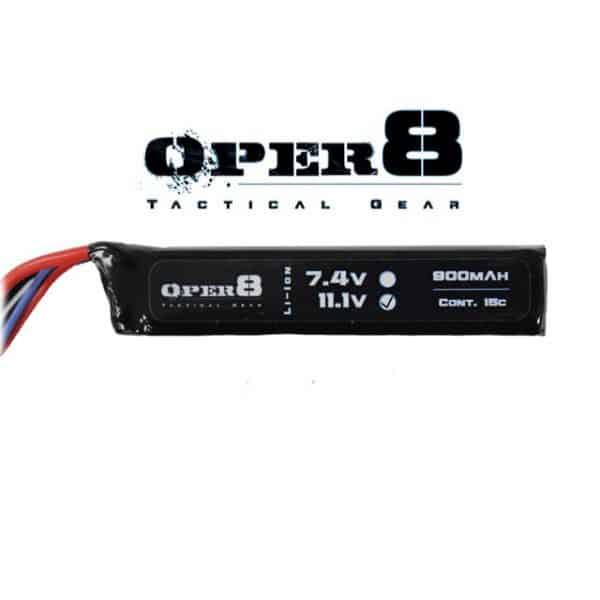 Oper8 11.1V 900MAH Mini Lipo