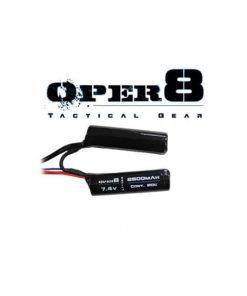 Oper8 7.4V Li-ion 2500MAH Nunchuck Battery