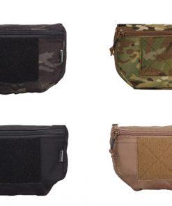 emerson gear plate carrier front drop pouch