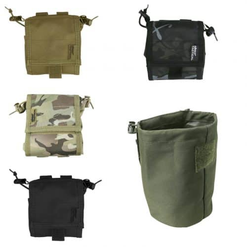kombat uk folding dump pouch