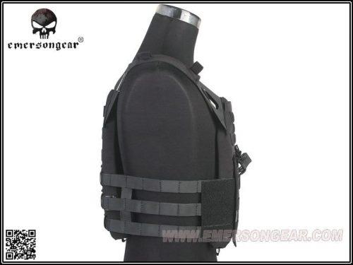 emerson gear jump plate carrier - black 3