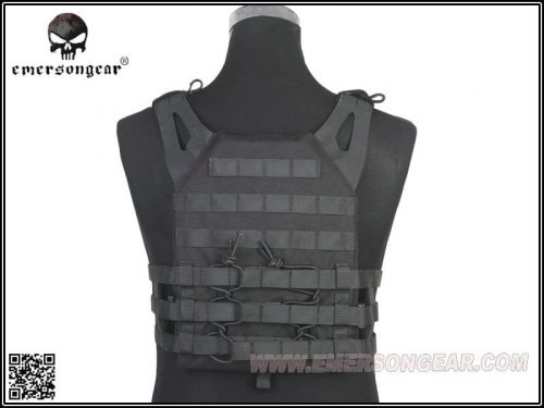 emerson gear jump plate carrier - black 2