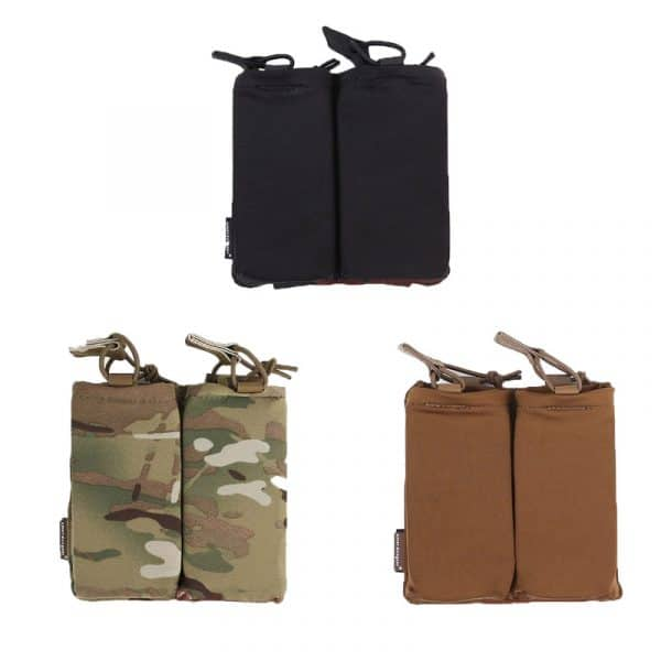 emerson gear double 5.56 pouch for frame plate carrier