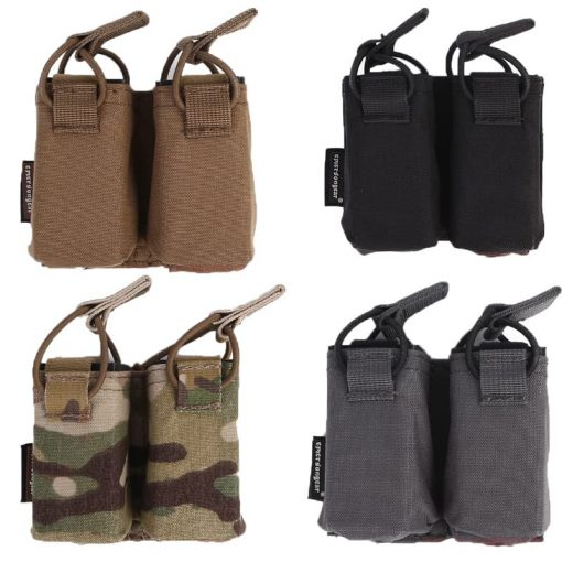 Emerson gear frame carrier double pistol mag pouch