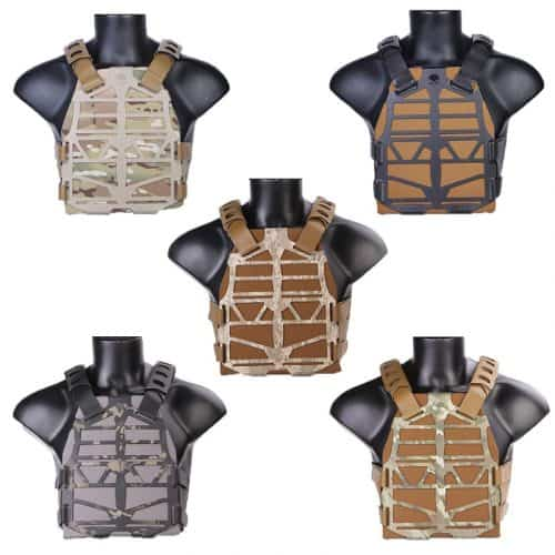 emerson gear frame plate carrier