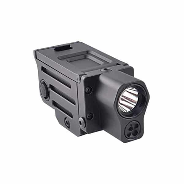 Trustfire G07 laser and torch light module