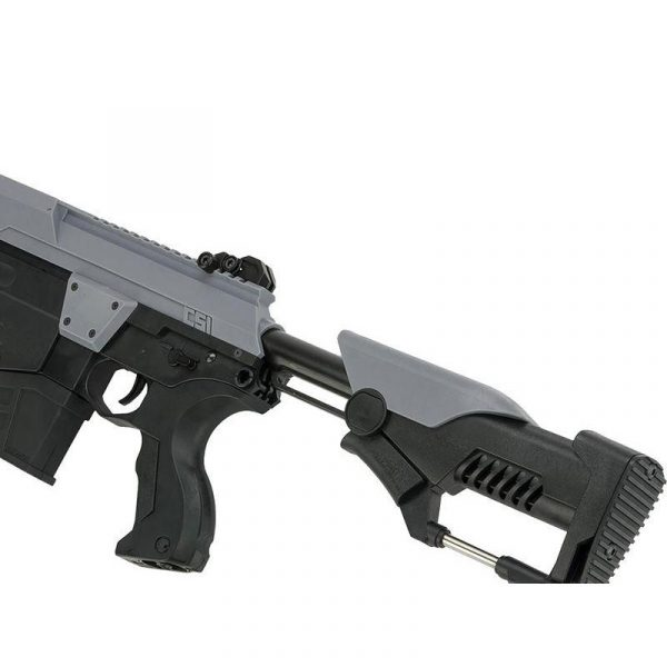 CSI STAR XR-5 advanced battle rifle - combat grey 1