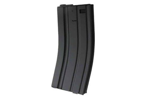 e&c 300 round high cap magazine black