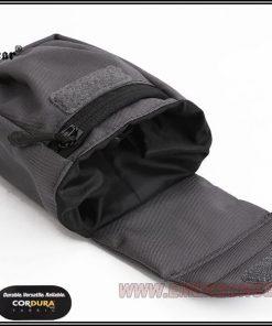 emerson gear small insert pouch - wolf grey 3