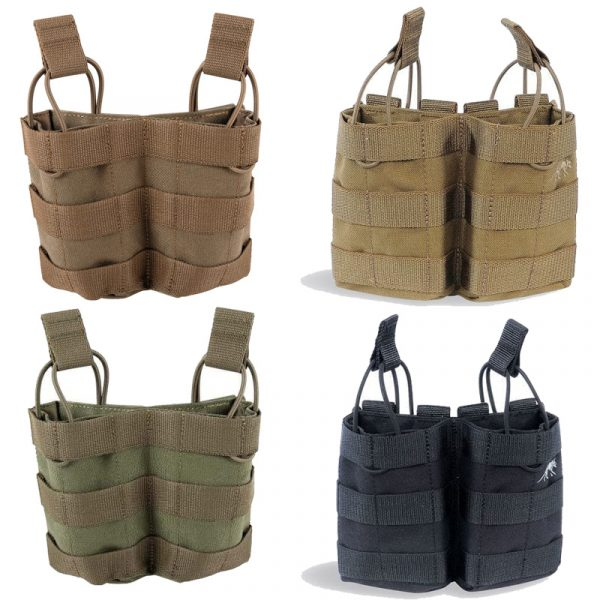 tasmanian tiger double m4 magazine pouch mkii - all