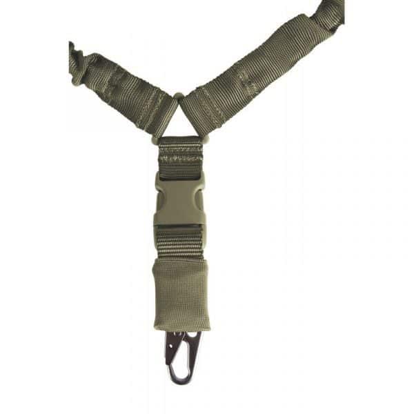 tasmanian tiger single point sling rifle sling olive 2
