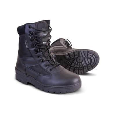 kombat uk leather/cordura patrol boot main