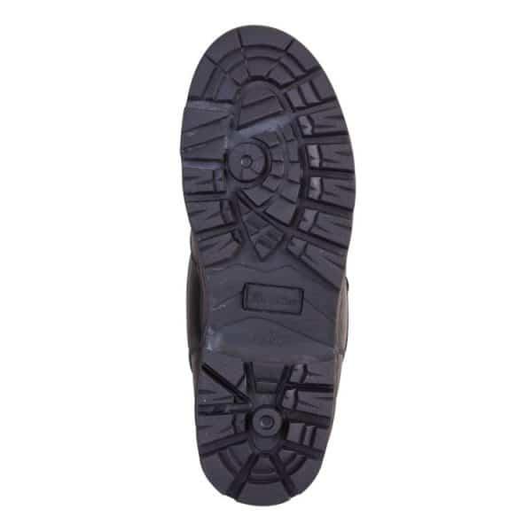 kombat uk leather/cordura patrol boot bottom