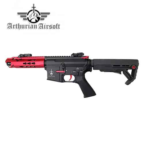 arthurian airsoft excalibur offspring crimson - CQB M4