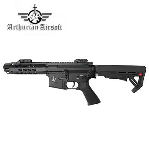 Arthurian Airsoft Excalibur Offspring midnight cqb m4