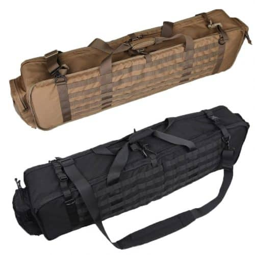 emerson gear m60/m249 carry case