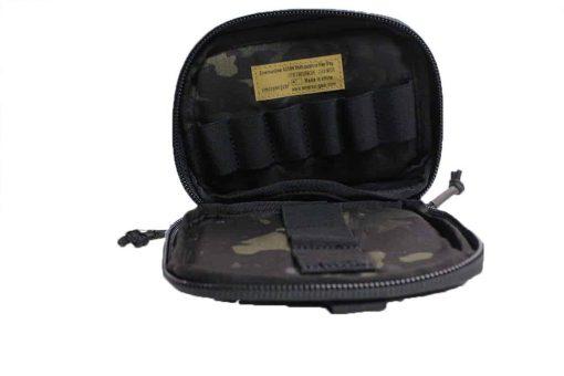 emerson gear admin map bag pouch - multicam black 2