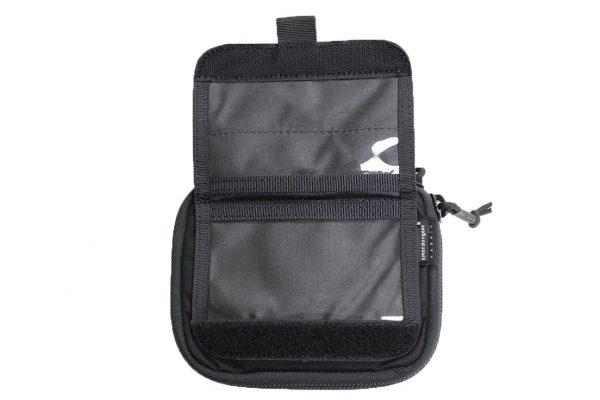 emerson gear admin map bag pouch - black 2