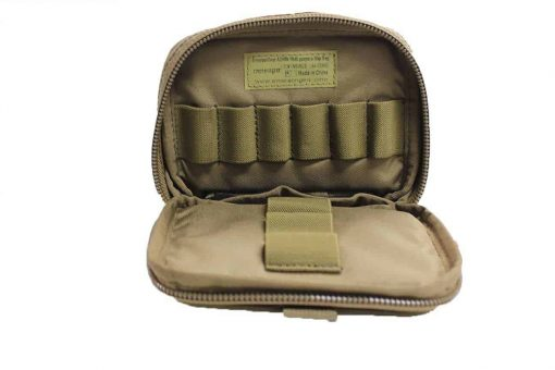 emerson gear admin map bag pouch - coyote brown 3