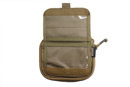 emerson gear admin map bag pouch - coyote brown 2