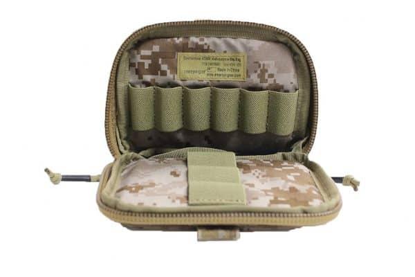 emerson gear admin map bag pouch - AOR1 3