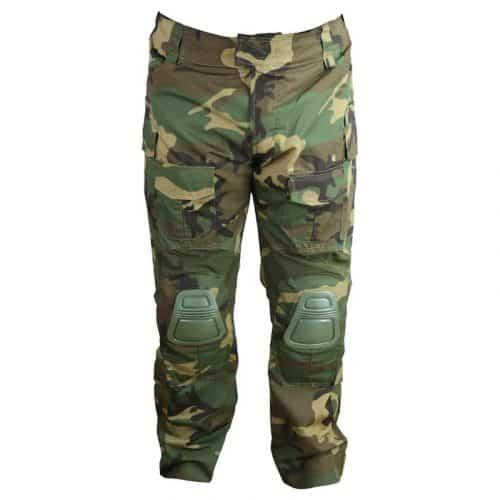 kombat uk gen ii special ops trousers - us woodland