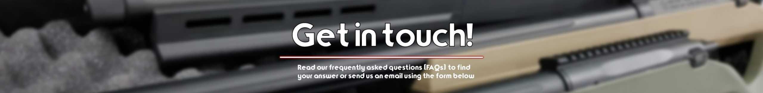 Contact Us | Socom Tactical Airsoft