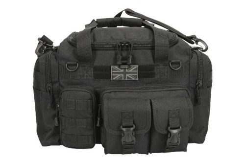 kombat uk saxon holdall 35l black 3