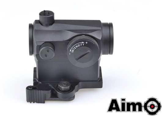 Aim-O T1 Red / Green Dot With QD Mount