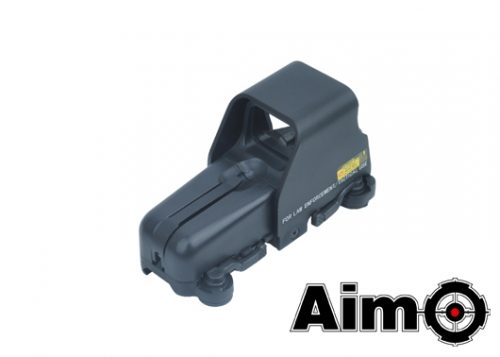 Aim-O 553 Reflex Sight Black Red / Green Dot