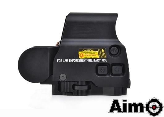 Aim-O XPS 2-0 Red/Green Dot & QD Mount Reflex Sight