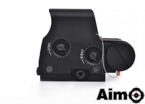 Aim-O XPS 2-0 Red/Green Dot & QD Mount Reflex Sight
