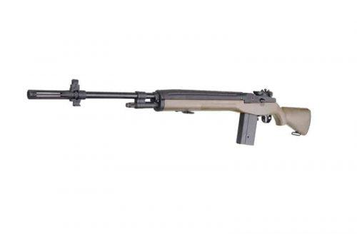 Cyma M14 long barrel - olive 4