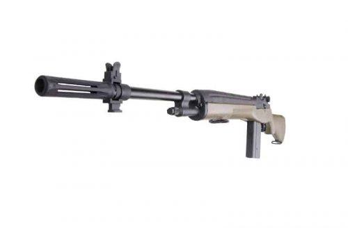 Cyma M14 long barrel - olive 2