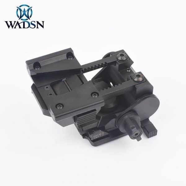 Wadsn L4G24 NVG Mount CNC (metal) - Black