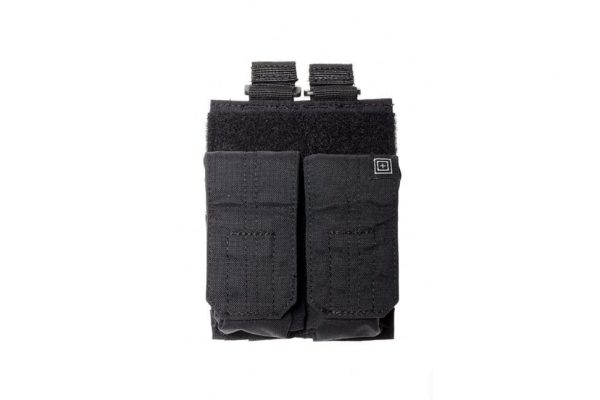 5.11 Tactical double 40mm pouch - black