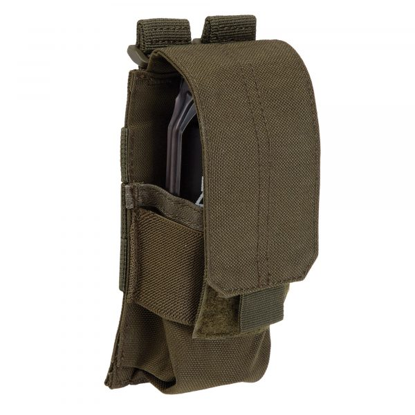 5.11 flash bang molle pouch - olive
