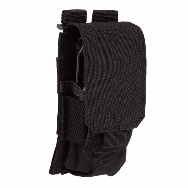 5.11 flash bang molle pouch - black