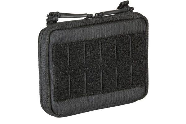 5.11 flex admin pouch - black