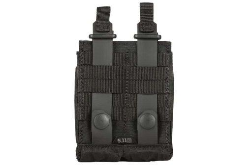 5.11 tactical double pistol mag pouch - black 2