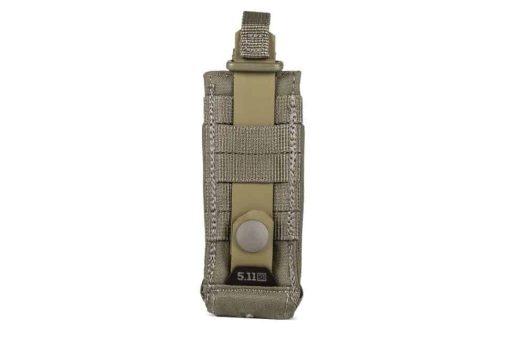5.11 tactical flex single pistol mag pouch - ranger green 2