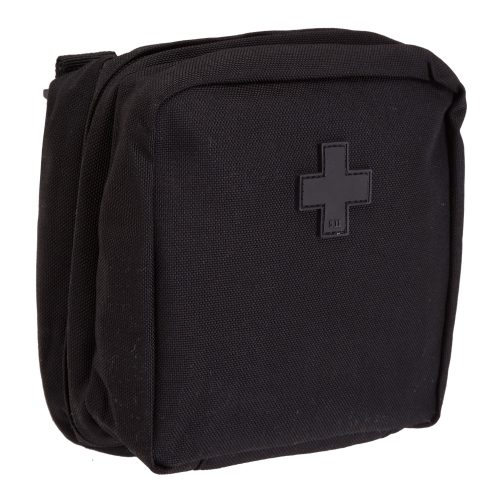 5.11 6x6 molle medic pouch - black