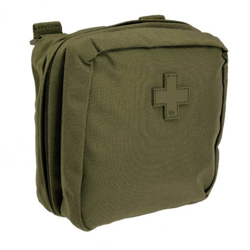 5.11 6x6 molle medic pouch - olive