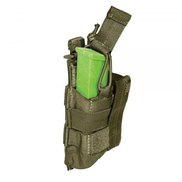 5.11 double pistol magazine pouch - olive