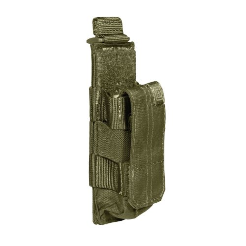 5.11 tactical single pistol magazine pouch - olive