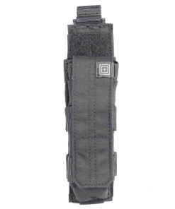 5.11 tactical single mp5 magazine pouch - storm grey
